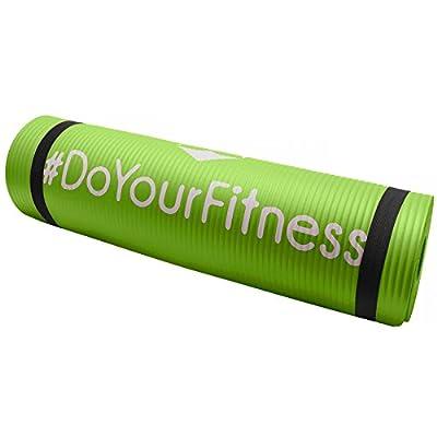 Fitnessmatte »Amisha« / dicke und weiche Sportmatte, ideal für Pilates, Gymnastik und Yoga, Maße: 183 x 61 x 1,2cm / In vielen Farben erhältlich.