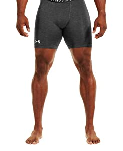 Under Armour Men's HeatGear® Sonic Compression Shorts Large Carbon Heather