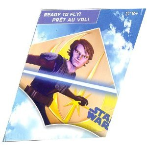 "Star Wars Anakin Skywalker 52"" Wingspan Delta Kite - 1"