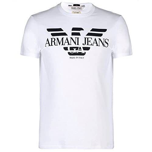 Armani Jeans Slim-Fit Logo T-Shirt A6H06 NM