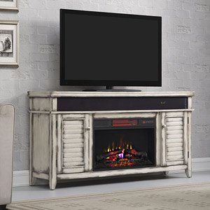 ClassicFlame Simmons Infrared Electric Fireplace