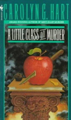 A Little Class On Murder (Death On Demand Mysteries Series Book 5)