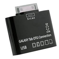USB Connection Kit SD Card Reader for Samsung Galaxy TAB 10.1 P7510 N8000 P3100