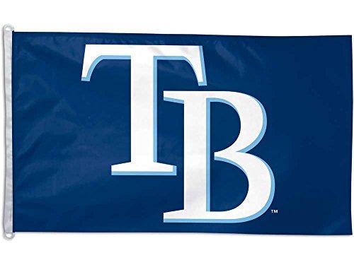 MLB - Tampa Bay Rays 3x5 Banner Flag