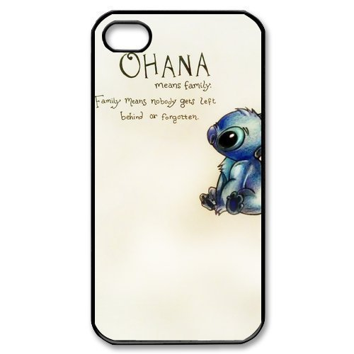 Fantastic Deal! Ohana iPhone 4 4s Case Hard Plastic iPhone 4 4s Case