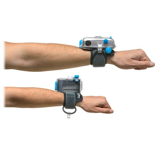 GoPro Hero, 35mm Underwater Sports Surfing Wrist Camera, Preloaded with 24 Exposure/ISO 400 Film - Rated up to 15'