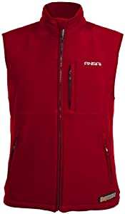 Mobile Warming Classic Ladies Street Bike Motorcycle Vest - Wine by Mobile Warming