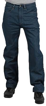 MO7 Men's Fashion Jeans, Medium Indigo, Size 30X30