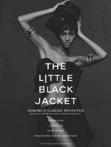 The Little Black Jacket: Chanel's Classic Revisted