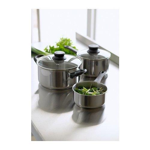 ikea-5-piece-cookware-set-stainless-stell