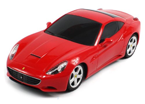 OFFICIALLY Licensed Electric Full Function 1:18 Ferrari California RTR RC Car