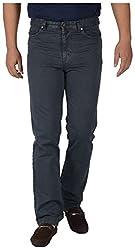 KILLER Men's Regular Fit Jeans (572171 C/F SGR_38, Grey, 38)