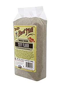 Bob's Red Mill Teff Flour, 24-ounce (Pack of 4): Amazon