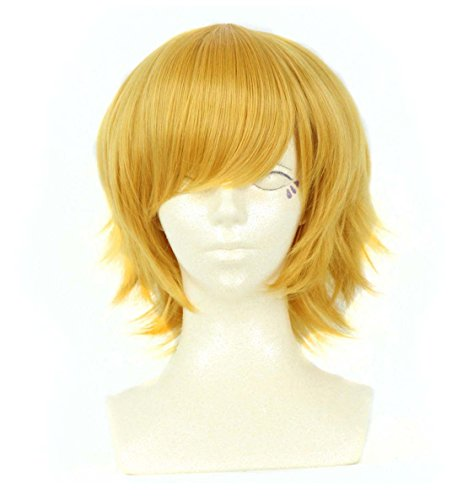 Premium wigs liap Cosplay anime wig trend of men's hair (Halloween Store In Orange County)