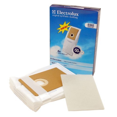 Electrolux Boss Vacuum Cleaner Es82 Microfibre Bags. Part Number 9001968438 By Electrolux Picture