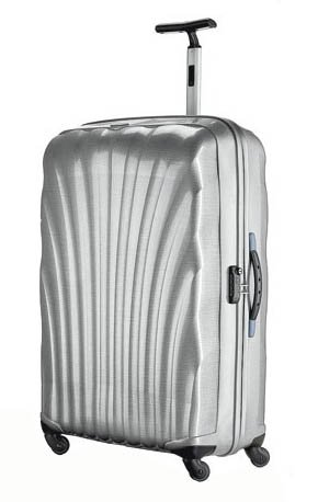 Cosmolite Spinner Case 55cm, Silver
