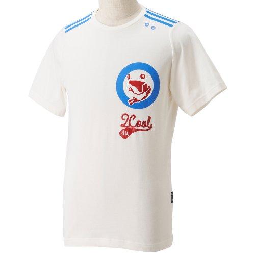 (アディダス)adidas CEL FLOG ショートスリーブTシャツ DDW73 F95080 チョーク2 J/M