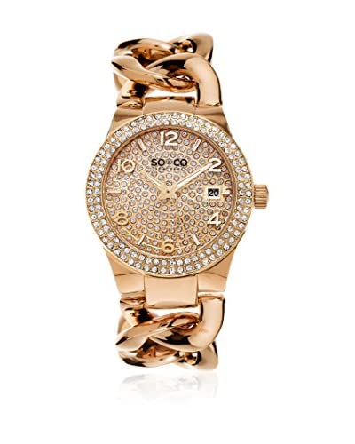 SO & CO New York Quarzuhr Woman GP15563 38 mm