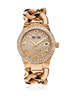So&Co New York Reloj de cuarzo Woman GP15563 Rose