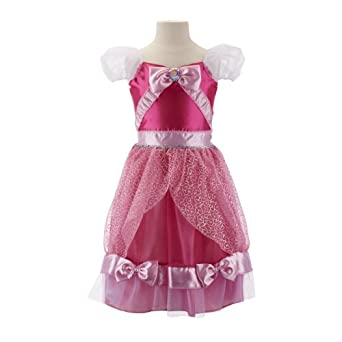 Disney Princess Sparkle Pink Dress - Cinderella