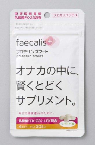 プロテサン・スマート 1ダース フェカリス乳酸菌:4粒にプレーンヨーグルト約30リットルの乳酸菌含有