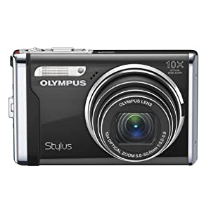 Olympus Stylus 12MP Digital Camera