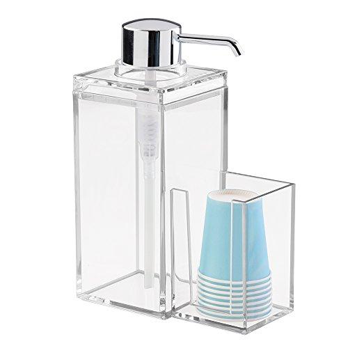 interdesign-luci-dispensador-de-enjuague-bucal-caddy-con-vasos-de-papel-soporte-para-cuarto-de-bano-