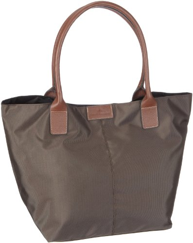 TOM TAILOR Acc Miri 10721 29 Damen Shopper, Braun (braun), 25x15x28 cm (B x H x T)