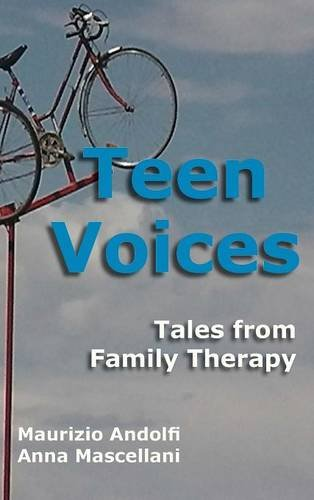 Teen Voices: Tales from Family Therapy - Malaysia Online Bookstore