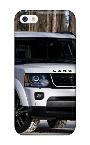 Kimberly M Taylor Tebuetu2932Okyjq Case Cover Iphone 5/5S Protective Case 2014 Land Rover Lr4 White