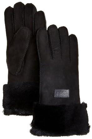 EMU Women's Apollo Bay Glove,Black,Small/Medium