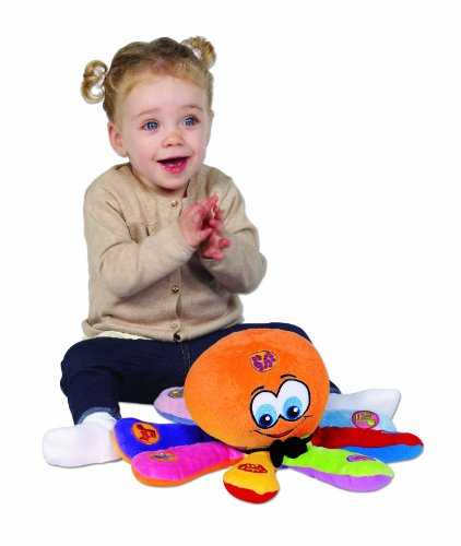 Small World Toys Neurosmith - Ollie the Octopus (Musical) B/O