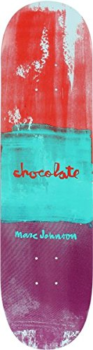 Chocolate Marc Johnson Subtle Square Skateboard Deck - 8.125
