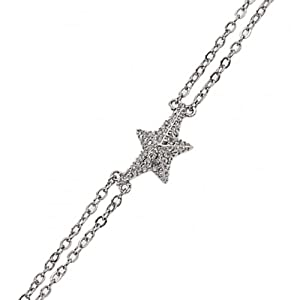 Thierry Mugler - T52134 - Bracelet Femme - Acier Inoxydable