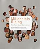 img - for Neil Howe: Millennials Rising : The Next Great Generation (Paperback); 2000 Edition book / textbook / text book