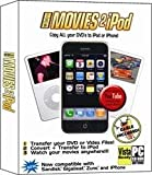 123 MOVIES 2 IPOD W/AV CABLE