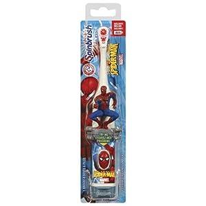 Shop Elektrische Zahnburste Spiderman 3d Elektrische Kinder Zahnburste Aus Usa Preis