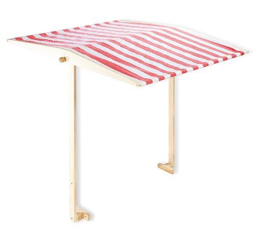 Pinolino 201091 - Nicki Dach für Kindersitzgarnitur für 4