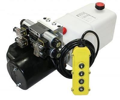 flowfit-24vdc-double-agissant-double-solenoide-hydraulique-bloc-dalimentation-avec-8l-reservoir-zz00