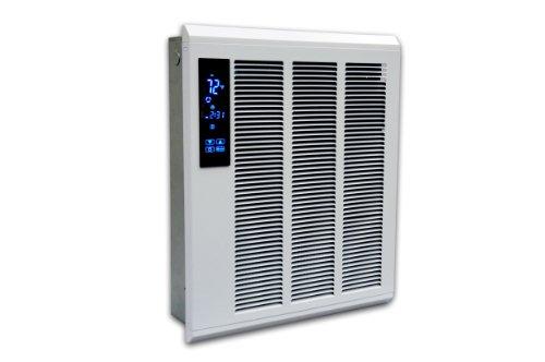 Fahrenheat FSSHO4004 HOSS Smart Series Electric Digital Wall Heater, 240-volt (240v 4000w Smart Wall Heater compare prices)