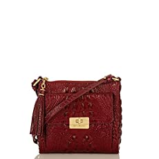 Mimosa Crossbody<br>Carmine Red Melbourne
