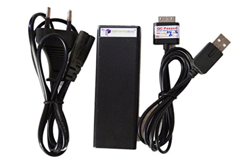 Digital Gaming World PSP GO Charger Adapter 110V to 220V Universal Use.  available at amazon for Rs.449