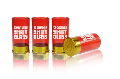 Mustard NG 5014 Shot Glass, 12-Gauge
