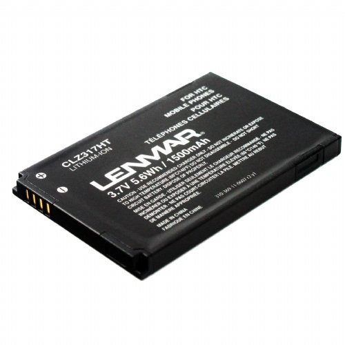 Lenmar CLZ317HT 1500mAh Battery
