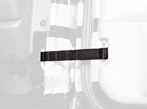 Rugged Ridge 12103.01 Adjustable Door Strap - Pair