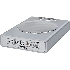 Amazon.com: SOUNDSTORM USS500 8-Inch Low-Profile Amplified