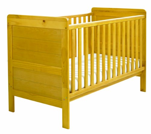 East Coast Colby Cot Bed (Antique)