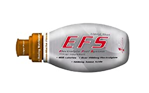First Endurance 1st Endurance EFS Liquid Shot, Vanilla, Box of 6