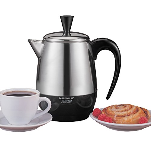 Learn More About Farberware Percolator 4 Cup Stainless Steel 1000 W