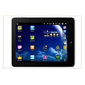 New 8 inch MID 80003 Google Android 2.2 Touchscreen Tablet PC Supports External 3G, inbuilt WIFI Camera